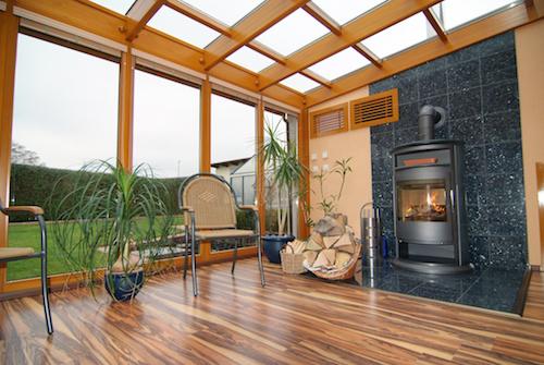Holz Wintergarten sanieren